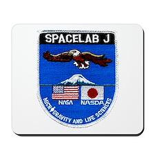 Spacelab J Mousepad