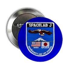 "Spacelab J 2.25"" Button"