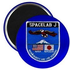 Spacelab J Magnet