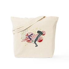 Futurama Fight Tote Bag