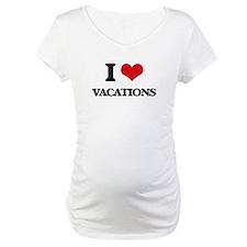 I love Vacations Shirt
