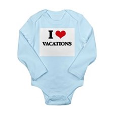 I love Vacations Body Suit