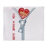 Heart surgery Fleece Blankets