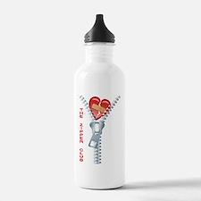 The Zipper Club Water Bottle