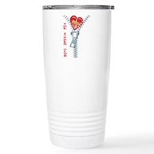 The Zipper Club Travel Mug