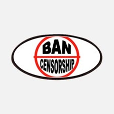 CENSORSHIP Patches