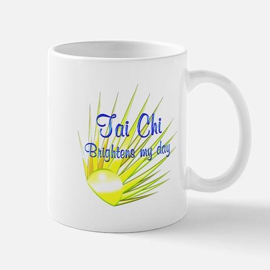 Tai Chi Brightens Mug