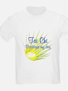 Tai Chi Brightens T-Shirt