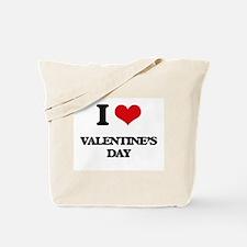 I love Valentine'S Day Tote Bag