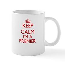 Keep calm I'm a Premier Mugs