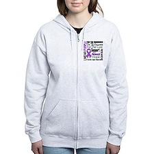 Lupus Zip Hoodie