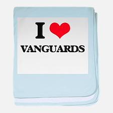 I love Vanguards baby blanket