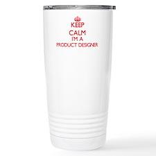 Keep calm I'm a Product Travel Mug