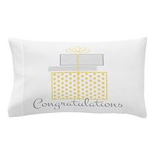 Congratulations Pillow Case