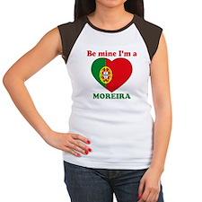 Moreira, Valentine's Day Women's Cap Sleeve T-Shir