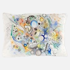 Under the microscope Pillow Case