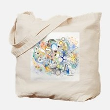 Under the microscope Tote Bag