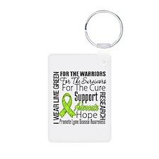 Lyme Disease Keychains