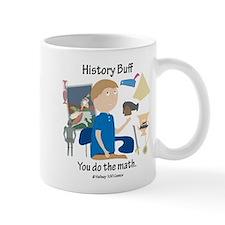 History Buff 2 Mugs