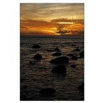 Maui Sunset Posters Large Poster