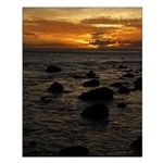 Maui Sunset Posters Small Poster