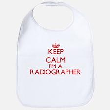 Keep calm I'm a Radiographer Bib