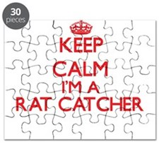 Keep calm I'm a Rat Catcher Puzzle