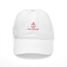 Keep calm I'm a Rat Catcher Baseball Baseball Cap