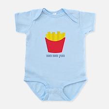 Fries_Nom Nom Yum Body Suit