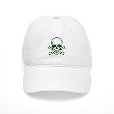 Internet Hacker Skull Baseball Cap