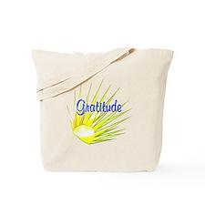 Gratitude Tote Bag