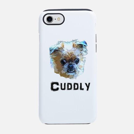 Cuddly Shih tzu iPhone 7 Tough Case