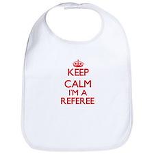Keep calm I'm a Referee Bib