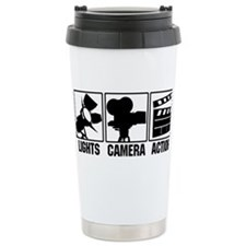Unique Camera film Travel Mug