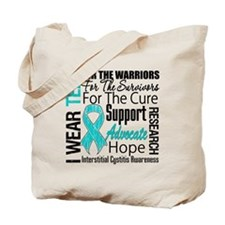 Interstitial Cystitis Tote Bag