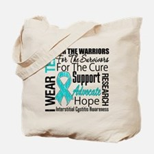 Interstitial Cystitis Tote Bag