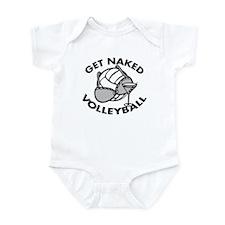 Get Naked Infant Bodysuit