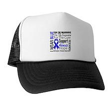 Huntington Disease Trucker Hat