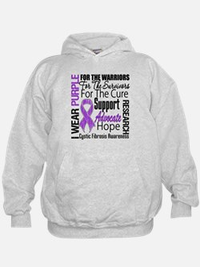 Cystic Fibrosis Hoodie