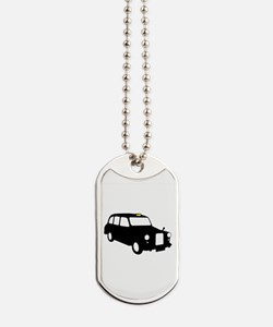 London Taxi Dog Tags