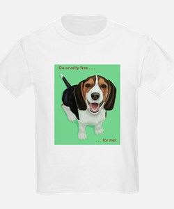Go cruelty-free . . . for me T-Shirt