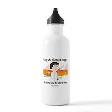 Chemist BOld Water Bottle