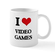 I love Video Games Mugs
