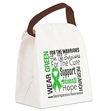 Gastroparesis Canvas Lunch Bag
