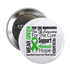 "Gastroparesis 2.25"" Button (10 pack)"