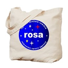 Romanian Space Agency Tote Bag