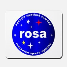 Romanian Space Agency Mousepad