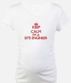 Keep calm I'm a Site Engineer Shirt