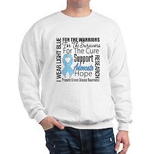 Graves Disease Sweatshirt