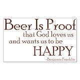 Ben franklin beer 10 Pack